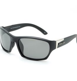 Ocean Eyes Ocean Eyes Tornado Matte Black Smoke Sunglasses