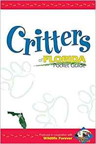 Adventure Keen Critters of Florida Children's Pocket Guide