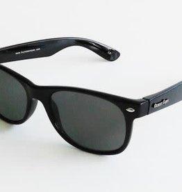 Ocean Eyes Ocean Eyes Phat Kat Shiny Brown, Smoke Sunglasses