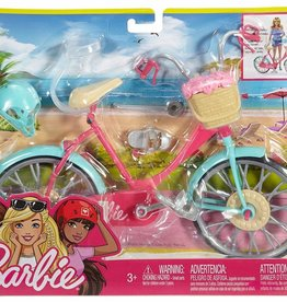 Mattel Barbie Biking Fun Set
