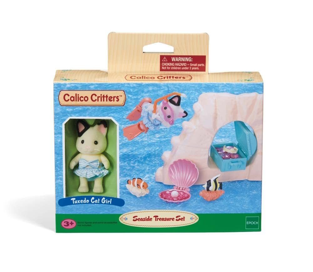 Epoch Calico Critters Seaside Treasure Set
