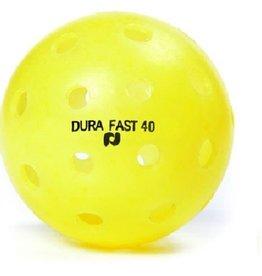 Pickleball Inc Dura Fast 40 Balls - 12 pack