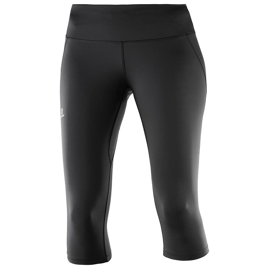 Salomon Salomon Women's Agile Mid Tight |Black|