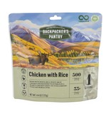 BACKPACKERS PANTRY Backpacker's Pantry Chicken & Rice