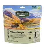 BACKPACKERS PANTRY Backpacker's Pantry Chicken Lasagna