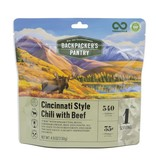 BACKPACKERS PANTRY Backpacker's Pantry Cincinnati Style Chili w/ Beef