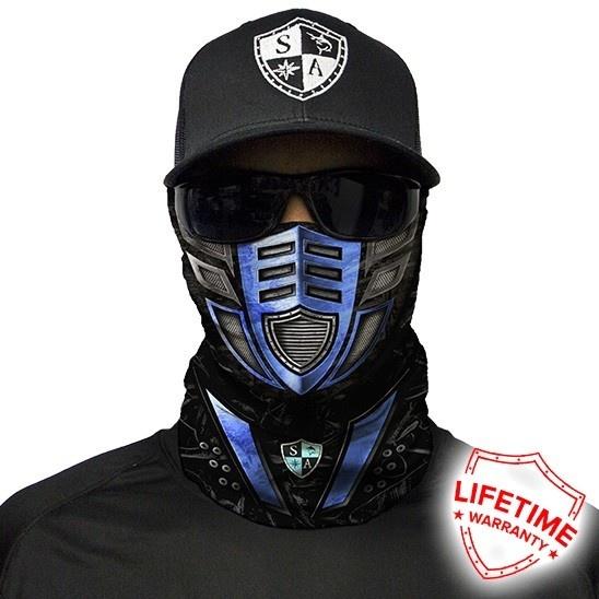 SA Company Face Shield Ice 2.0