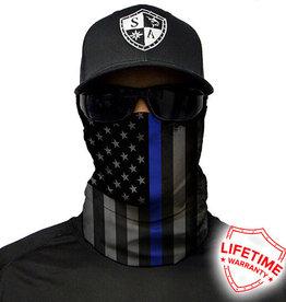 SA Company Face Shield Thin Blue Line