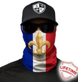 SA Company Face Shield France Flag