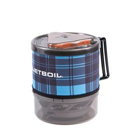 Jetboil JetBoil MiniMo Accessory Cozy, Blue Plaid