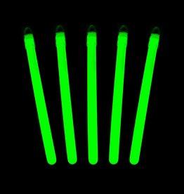 """TrailWalker Gear TWG 8 hour 4"""" Glow Stick, Green"""