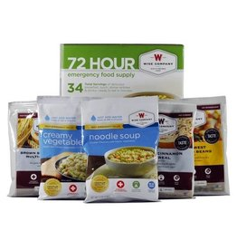 Wise Wise 72 Hour Emergency Food Supply
