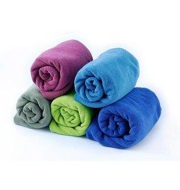 "Sea To Summit Pocket Towel - XL - 30"" x 60"" - Lime"