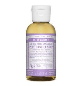 Dr. Bronner's 2oz Lavander Soap