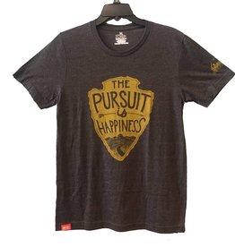 meridian line The Pursuit Men's T-shirt