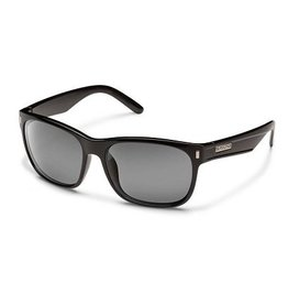 Suncloud Dashboard - Black | Polarized Polycarbonate
