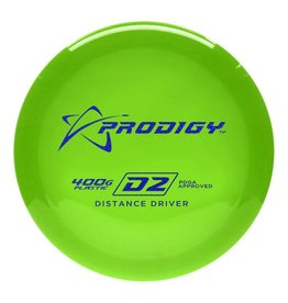 Prodigy D2 400G
