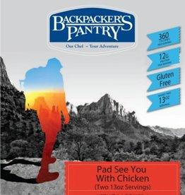 BACKPACKERS PANTRY Backpacker's Pantry Pad See You w/Chicken