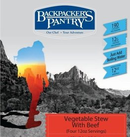 BACKPACKERS PANTRY Backpacker's Pantry Vegetable Stew with Beef