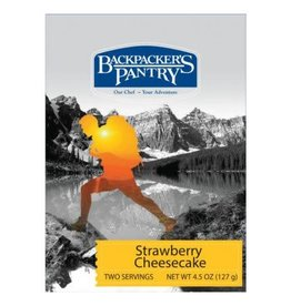 BACKPACKERS PANTRY Backpacker's Pantry Strawberry Cheesecake