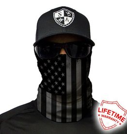 SA Company Face Shield Black Out American Flag