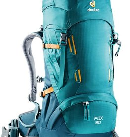 Deuter Deuter Fox 30  Youth Backpack, Petrol-Arctic