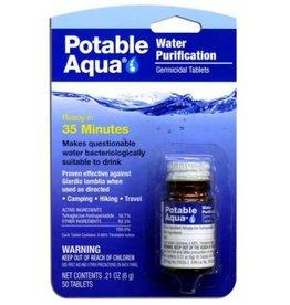 Potable Aqua Potable Aqua Water Purification Tablets