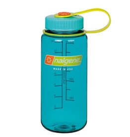 NALGENE Nalgene 16oz WM Bottle (Cerulean)