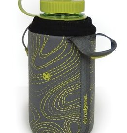 NALGENE Nalgene Bottle Carrier (for 32oz bottle) Green/Gray