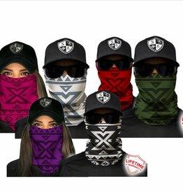 SA Company Face Shield Aztec |
