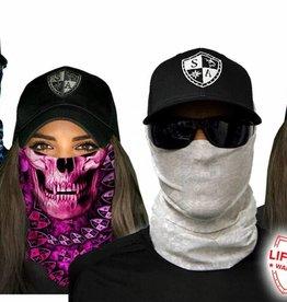 SA Company Face Shield Stealth Camo