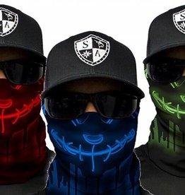 SA Company Face Shield Neon Purge