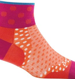 Darn Tough Dot 1/4 Ultralight Sock (W'S)