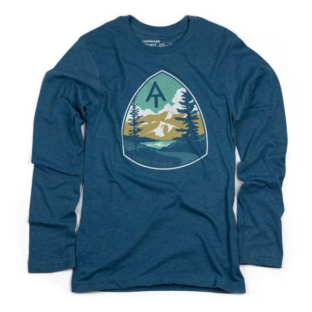 ad2632c24e Appalachian Trail - Long Sleeve - TrailWalker Gear Outfitters