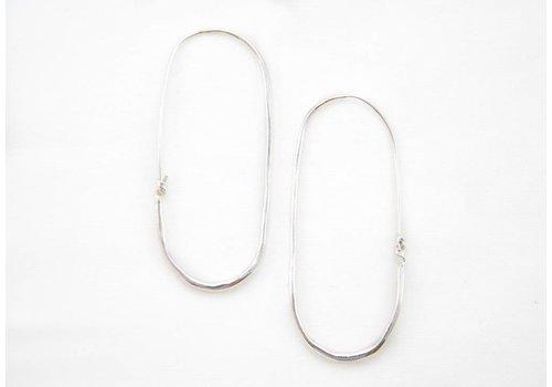 Ariana Boussard - Reifel Pyrrah Earrings - Sterling Silver