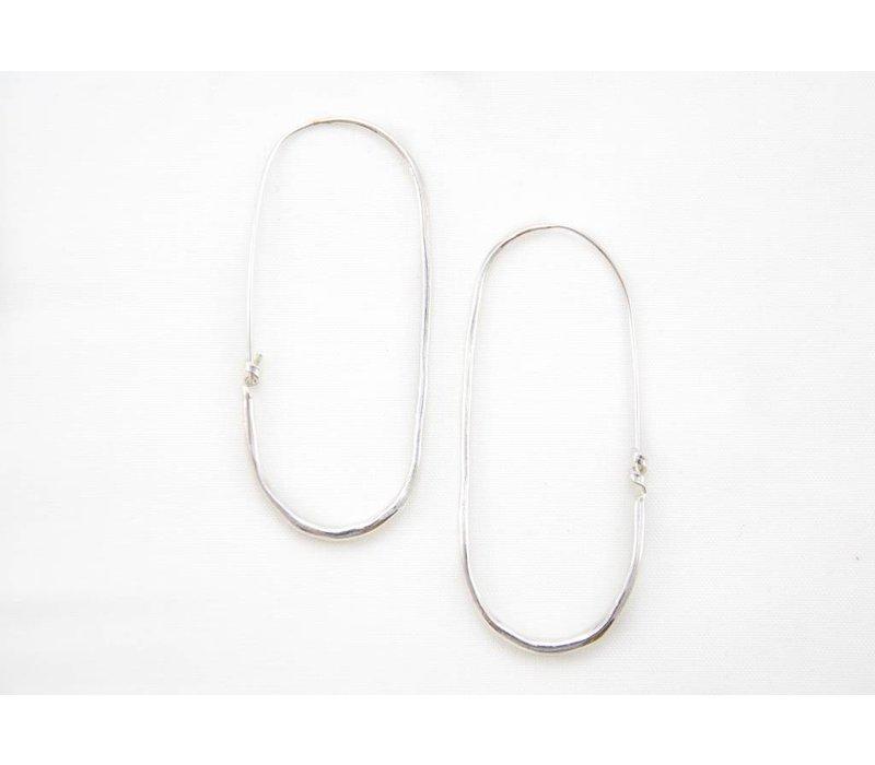 Pyrrah Earrings - Sterling Silver