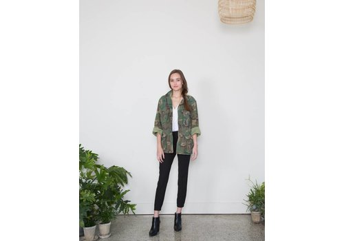 ET Apparel Vintage Military Jacket