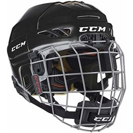CCM CCM 3DS Yth Helmet Combo