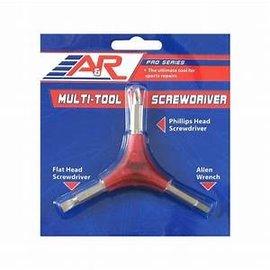 A&R Hockey Multi Tool Screwdriver