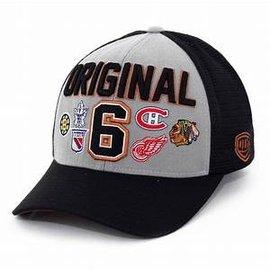 Old Time Orig 6 Hat Sherman Black