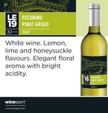 LE2019 Pecorino Pinot Grigio, Italy Deposit