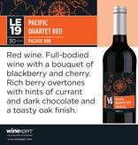 LE2019 Pacific Quartet Red, Pacific Rim Deposit