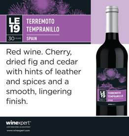 LE2019 Terremoto Tempranillo, Spain