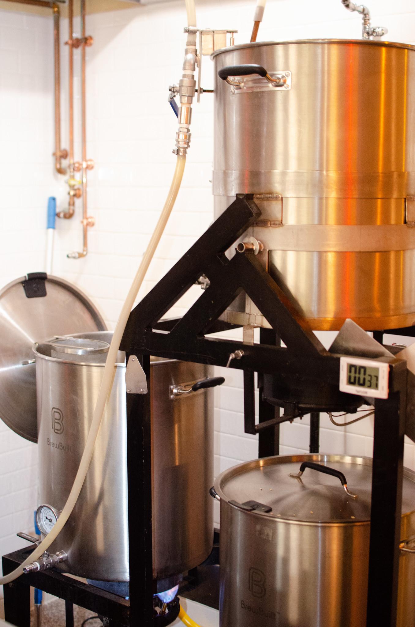 CNC Basic Brewing Class 2-1-20
