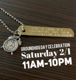 CNC Groundhog Day 2020 Celebration