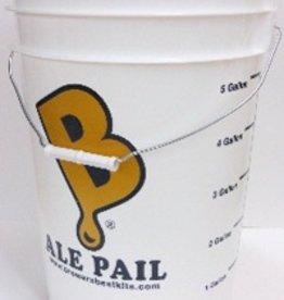 LDC Ale Pail 6.5 Gallon Fermenting Bucket