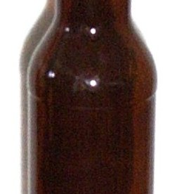 LDC 22 Oz Beer Bottles Amber (12/case)