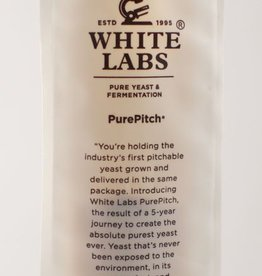 White Labs White Labs California Ale Liquid Yeast WLP001