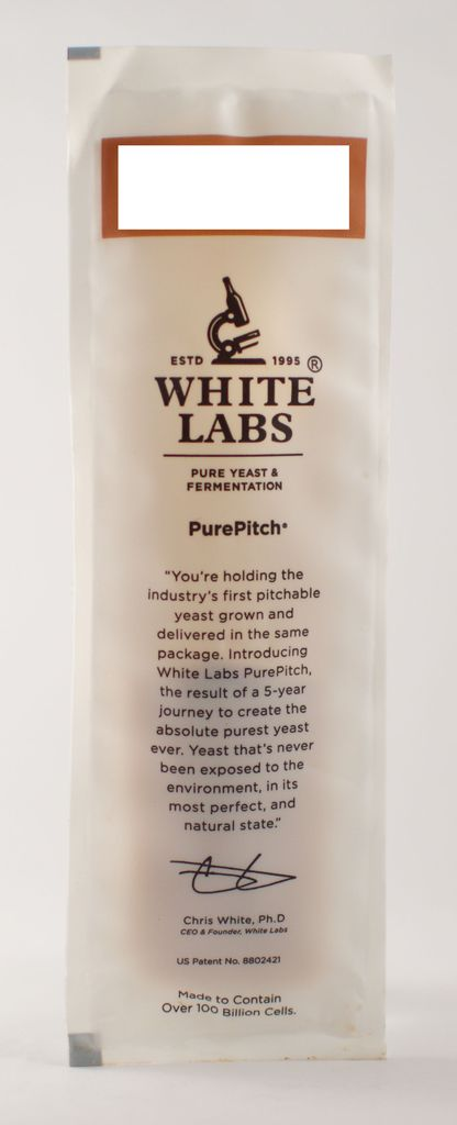 White Labs White Labs East Coast Ale Liquid Yeast WLP008