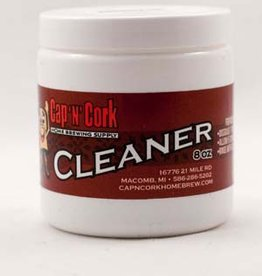 CNC Cap N Cork Cleaner / Brewery Wash 8 Oz